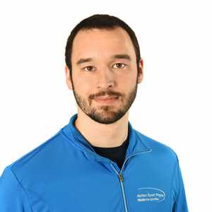 Picture of André Darveau-Maurais Physiotherapist at the Action Sport Physio Boucherville clinic