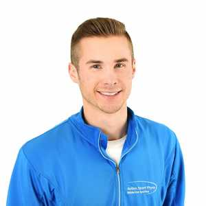 Picture of Francis Rolko Physiotherapist at the Action Sport Physio Vaudreuil-Dorion clinic