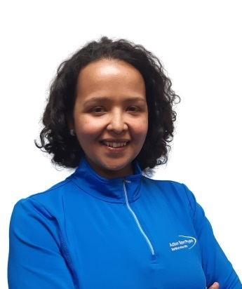 Picture of Maira Prado Physiotherapist at the Action Sport Physio Cabrini clinic