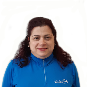 Picture of Mélissa Lombardi Receptionist at the Action Sports Physio Cabrini clinic