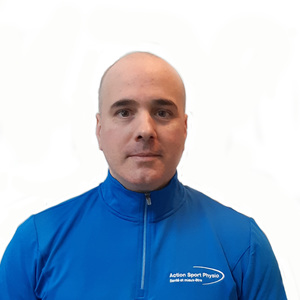 Picture of Gennaro Maietta Occupational Therapist at the Action Sport Physio Cabrini clinic