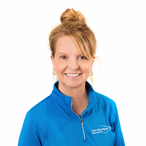 Picture of Lorraine Charbonneau Assistant Therapist at the Action Sport Physio Blainville clinic