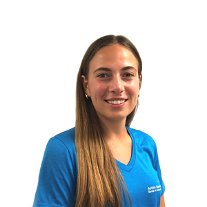 Picture of Brie-Anna Gerardi Customer Care Representative at the Action Sports Physio Montreal West clinic