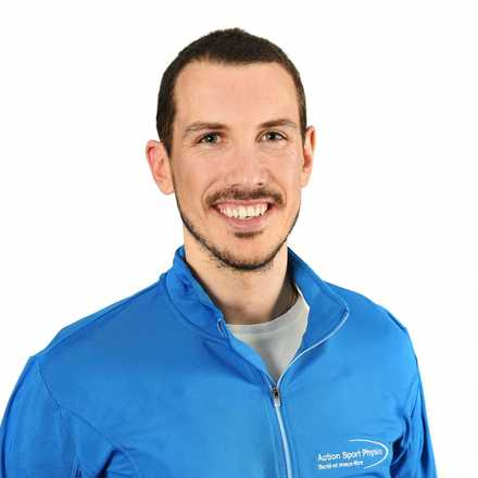 Picture of Frédérick Lafrance-Tanguay Physiotherapist at the Action Sport Physio Maisonneuve Rosemont clinic