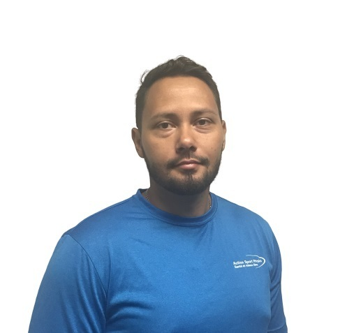 Picture of Karim Adam Physiotherapist at the Action Sport Physio West Island clinic