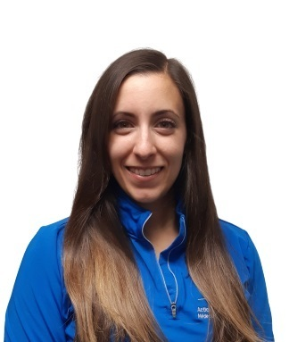 Picture of Liana Perugino Physiotherapist at the Action Sports Physio Saint-Léonard clinic