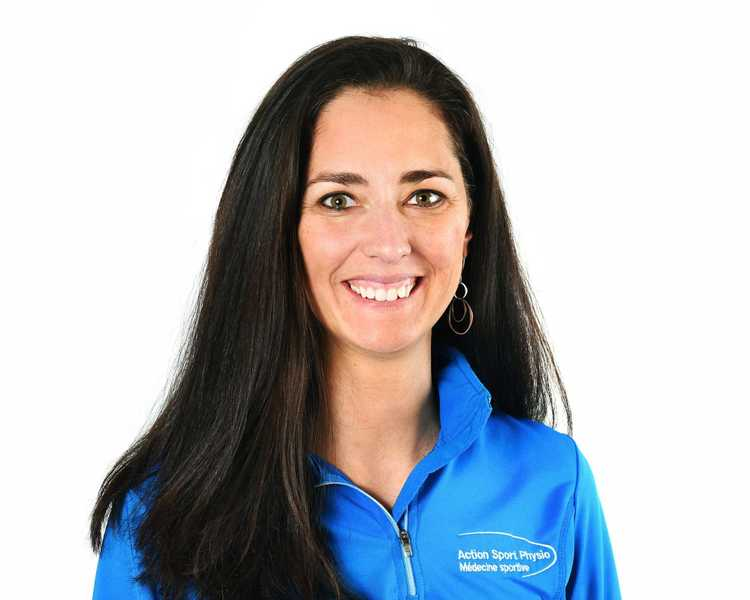 Picture of France Clément Executive Assistant at the Action Sport Physio Repentigny clinic