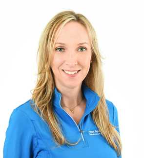 Picture of Mélanie Raymond Psychotherapist at the Action Sports Physio Valleyfield clinic