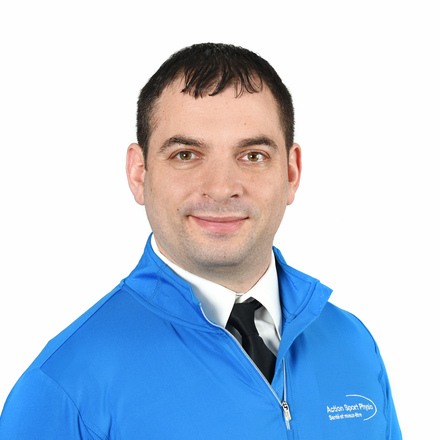 Picture of Guy Razy Physiotherapist at the Action Sports Physio Saint-Laurent clinic