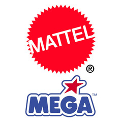 Logo of Mattel/Mega Brands