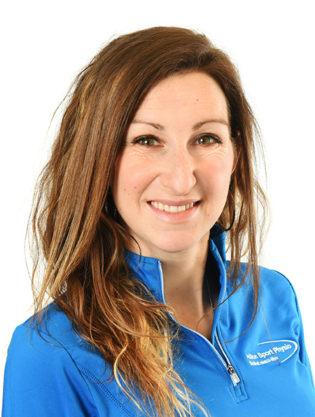 Picture of Valerie Borgogno Customer Care Manager at the Action Sport Physio Vaudreuil-Dorion clinic