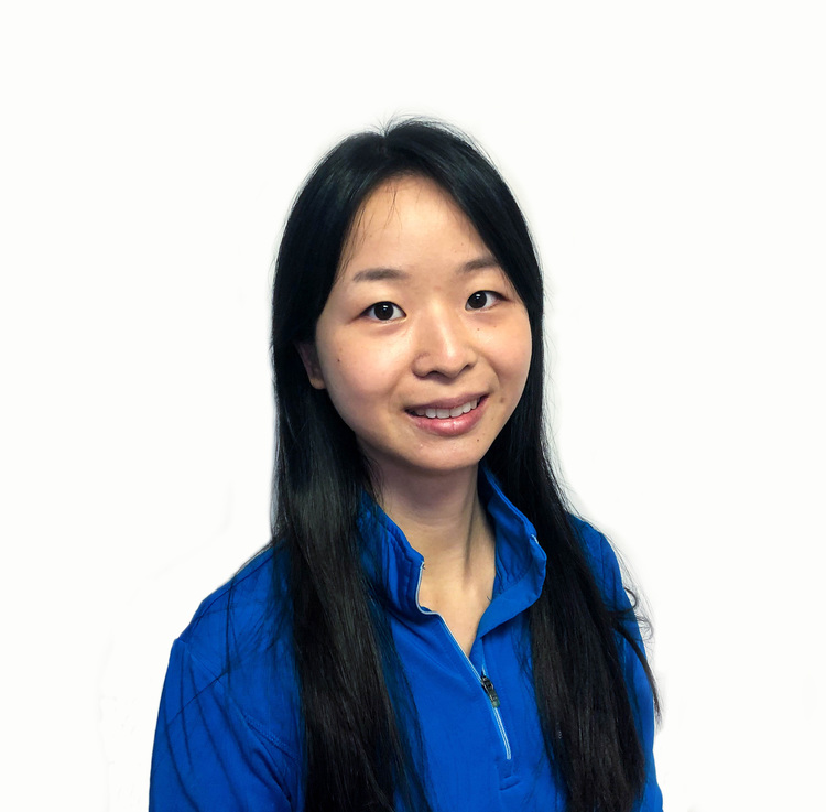 Photo de Cindy Luo Physiothérapeute à la clinique Action Sports Physio Valleyfield