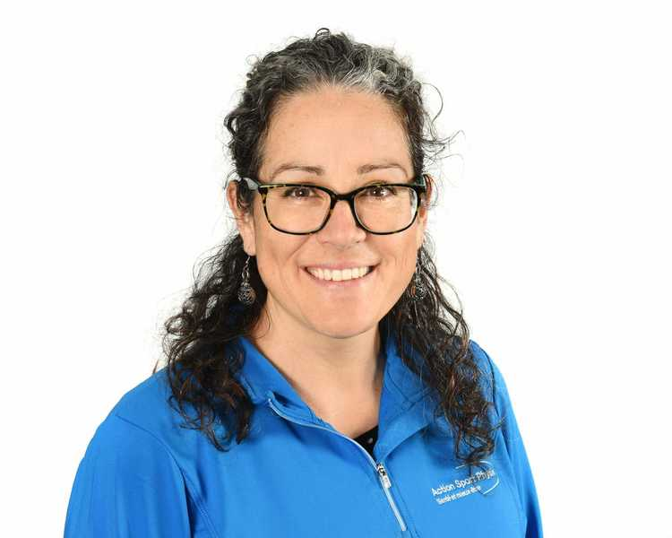 Picture of Sophie Boucher Massage Therapist at the Action Sport Physio Saint-Bruno clinic