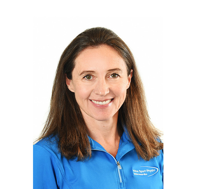 Picture of Isabelle Legrand Executive Assistant at the Action Sports Physio  clinic