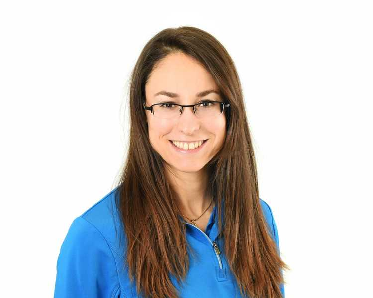 Picture of Véronique Bélanger Receptionist at the Action Sport Physio Valleyfield clinic