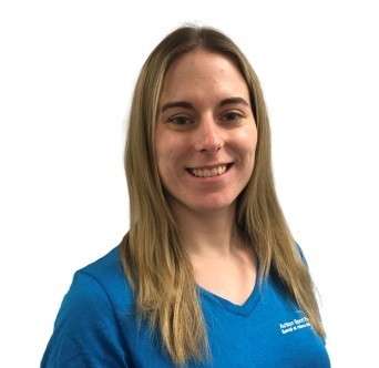 Picture of Abigail Leblanc Massage Therapist at the Action Sport Physio Montreal West and LaSalle clinics