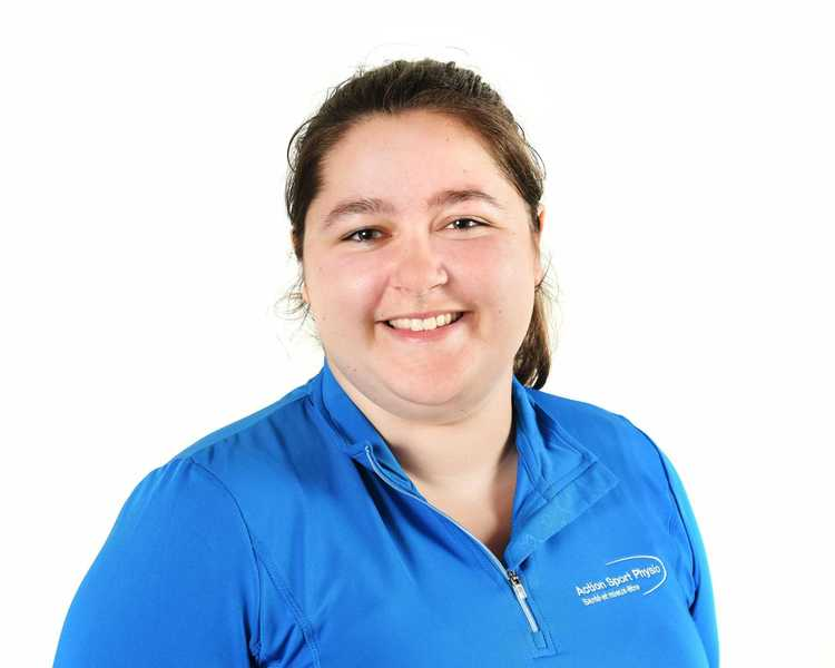 Picture of Clémence Mathieu Receptionist at the Action Sports Physio Repentigny clinic