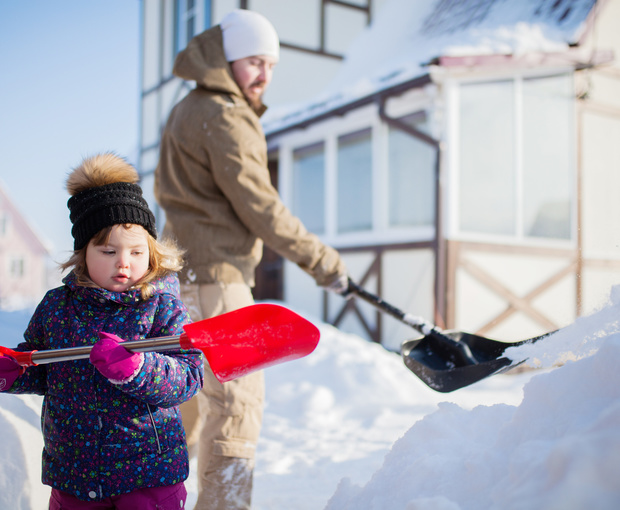Tips to Prevent Snow Shoveling and Snow Blowing Injuries