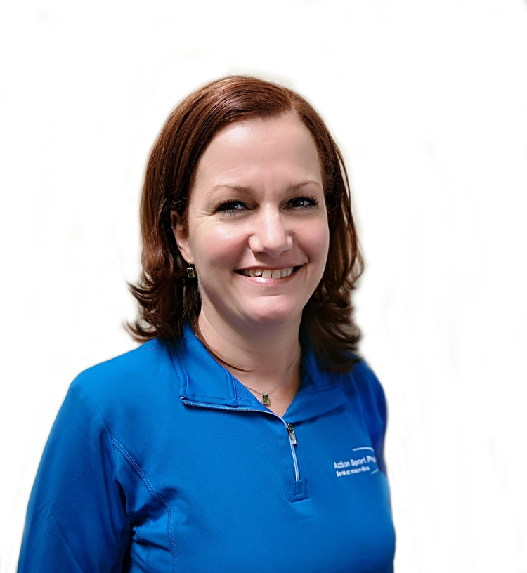 Picture of Nancy Salerno Receptionist at the Action Sports Physio Saint-Bruno clinic