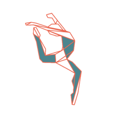 Logo of Club de Gymnastique Arabesque