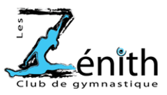 Logo of Zenith Gymnastics Club