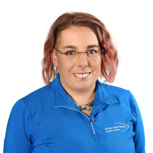 Picture of Jennifer Gardner Accounting Technician at the clinic Action Sport Physio LaSalle