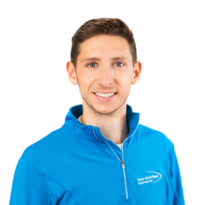 Picture of Frédéric Brochu Physiotherapist at the Action Sport Physio Laval West (Ste-Dorothée) clinic