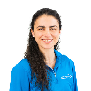 Picture of Gabriele Koury Mendes Acupuncturist at the Action Sport Physio Laval and Laval-Duvernay clinics