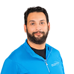 Picture of Djallel Djenane Massage Therapist at the Action Sport Physio Montreal - Downtown clinic