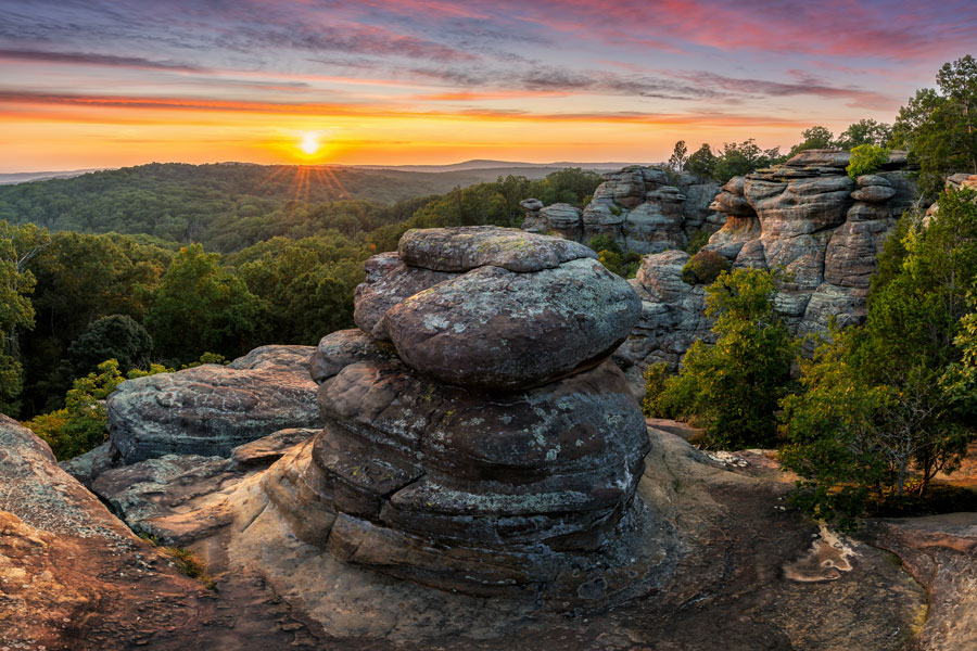 Solar eclipse 2017 travel guide the best places to see - The wedding garden carbondale il ...