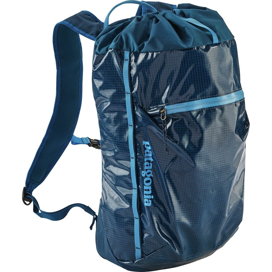 Patagonia Lightweight Black Hole Cinch Backpack 20L