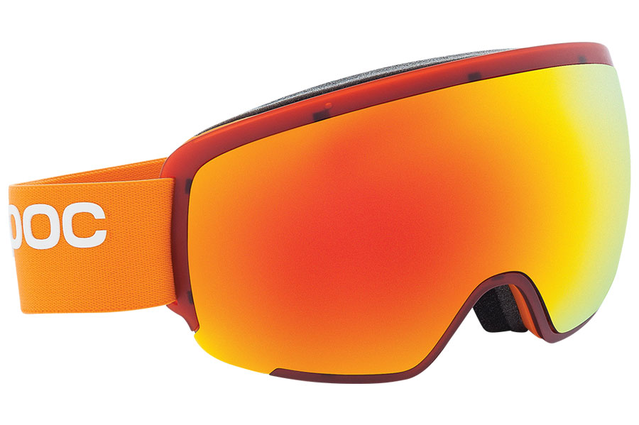 48bde4f9959 Frameless goggles make it seem as though the lens is just floating in  place. That futuristic