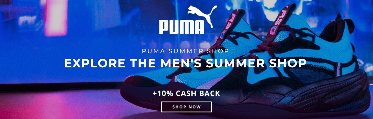 PUMA Summer Shop: Explore the Men's Summer Shop