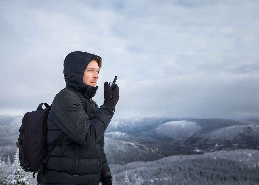 The Best Walkie Talkies for Camping & Hiking