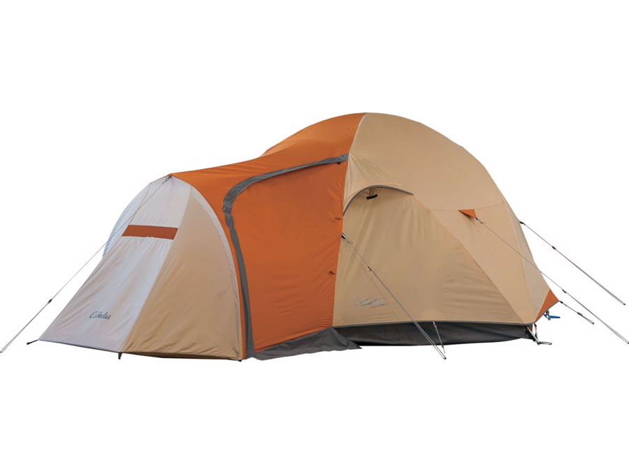 Cabelau0027s West Wind 6-Person Dome Tent Starting at $258.50  sc 1 st  Active Junky & The Best Tents for Backpacking and Car Camping - 2018 Guide