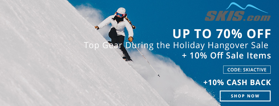 Up to 70% Off Top Gear During the Holiday Hangover Sale + 10% Off Sale Items
