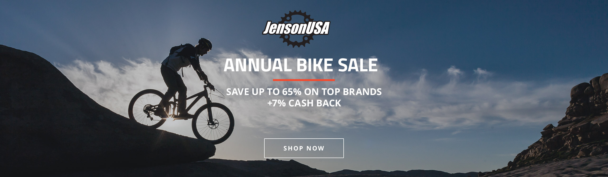 Jenson Annual Bike Sale