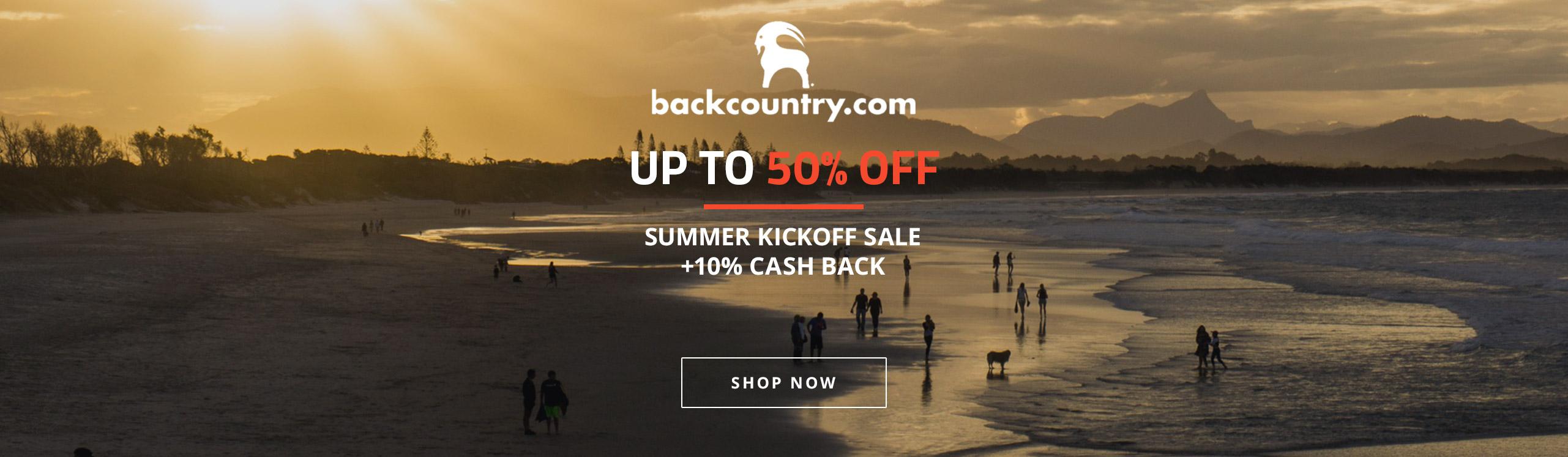 Backcountry Summer Kickoff