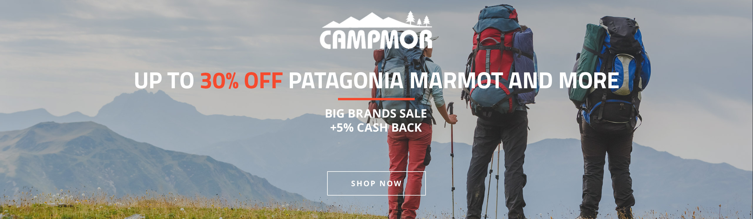 Campmor Big Brands