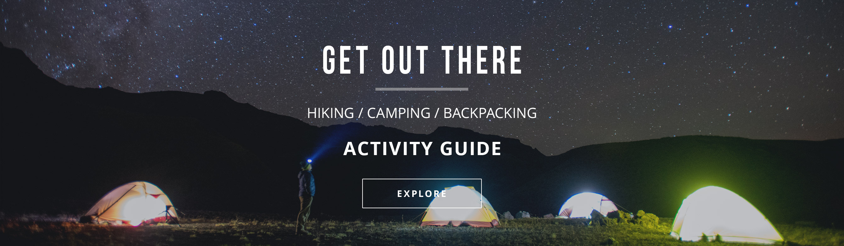 Hiking | Camping | Backpacking Activity Guide