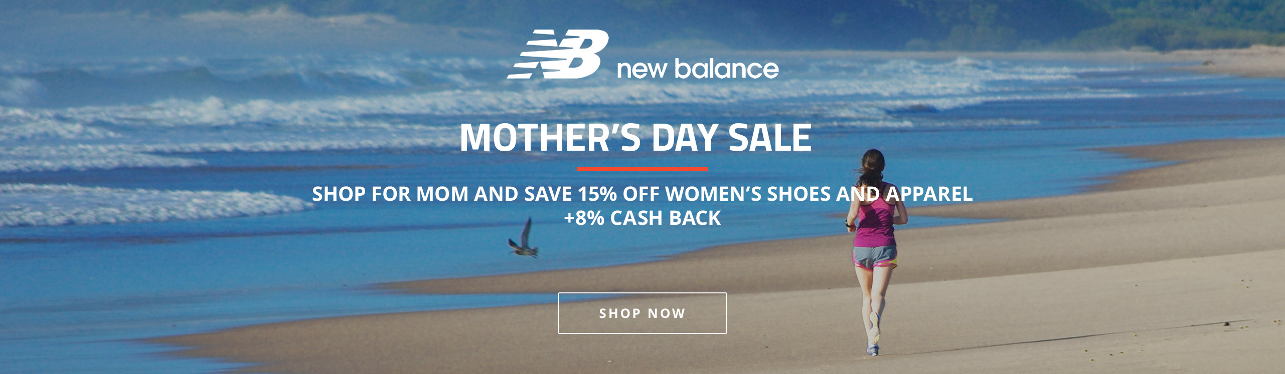 New Balance Mothers Day Sale
