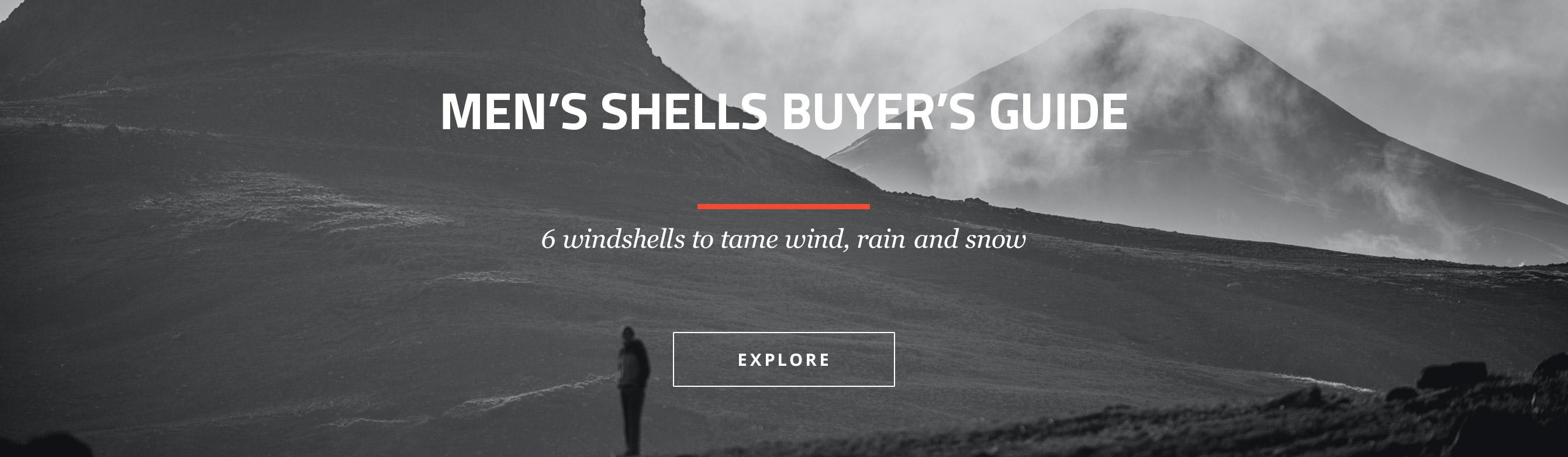 Men's Shells Buyer's Guide