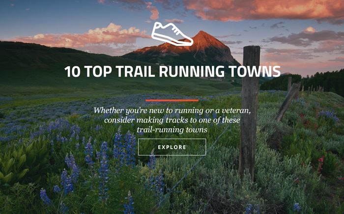 10 Top Trail Running Towns