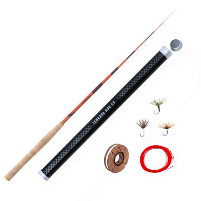 Tenkara rod co sawtooth package main