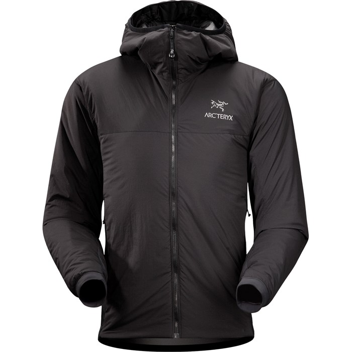 Arc teryx atom lt hoodie black