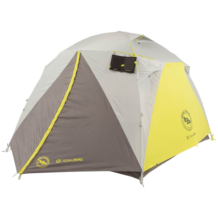 Big Agnes Red Canyon 4 mtnGLO with Goal Zero Tent  sc 1 st  Active Junky & Agnes Red Canyon 4 mtnGLO with Goal Zero Tent