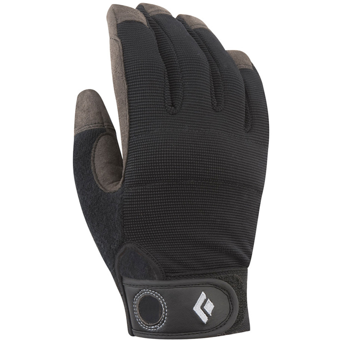 Black diamond crag gloves main