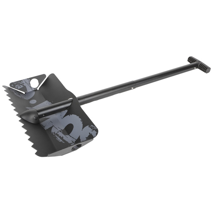 Dmos shovels stealth shovel black main