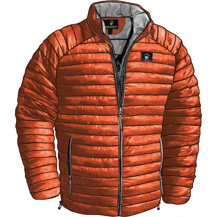 Duluth trading alaskan hardgear puffin hooded jacket main