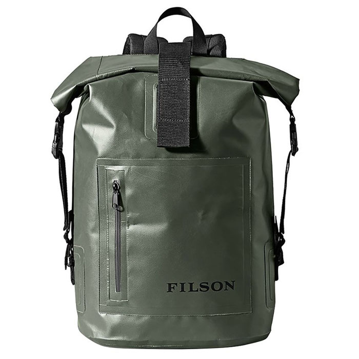 Filson dry day backpack main